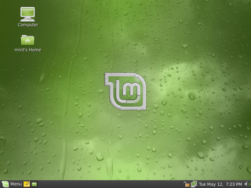 image from www.linuxmint.com