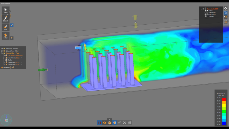 We ask ANSYS about their new GPU-based FEA software - WorldCAD Access