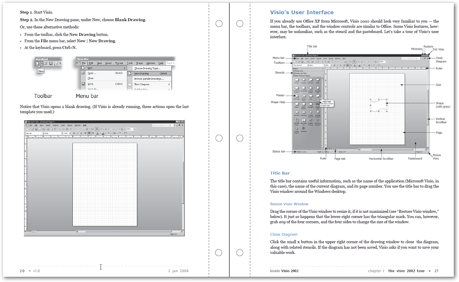 Inside Visio and Tailoring Visio (2000 - 2002) - eBooks onLine